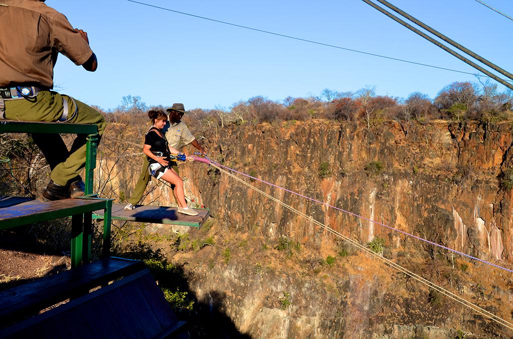 Gorge swing Zimbabwe