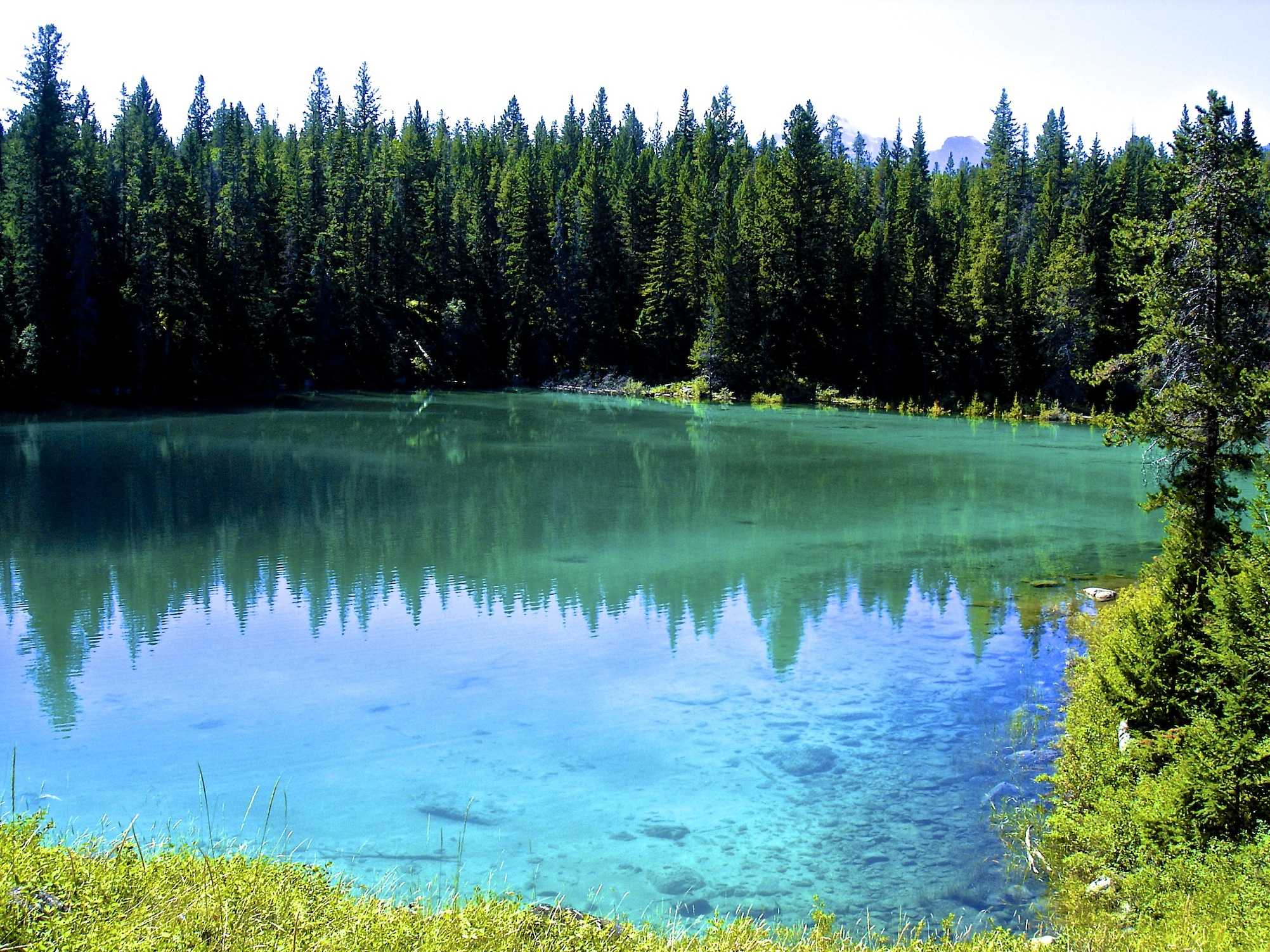 My favorit 5 lakes in the Canadian Rockies