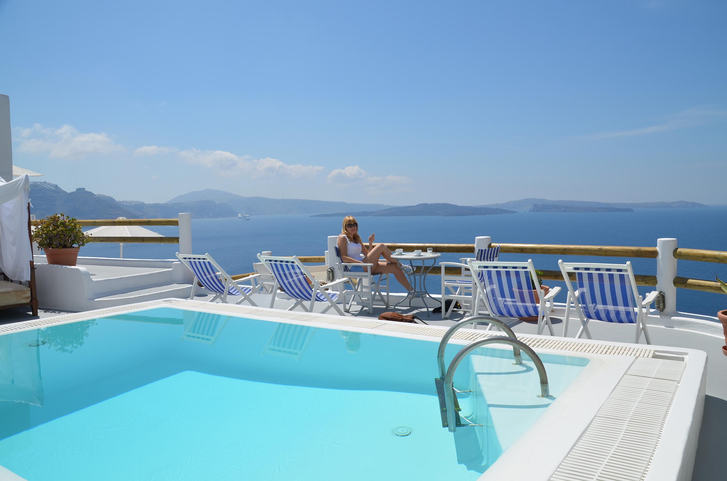 Luxury Santorini