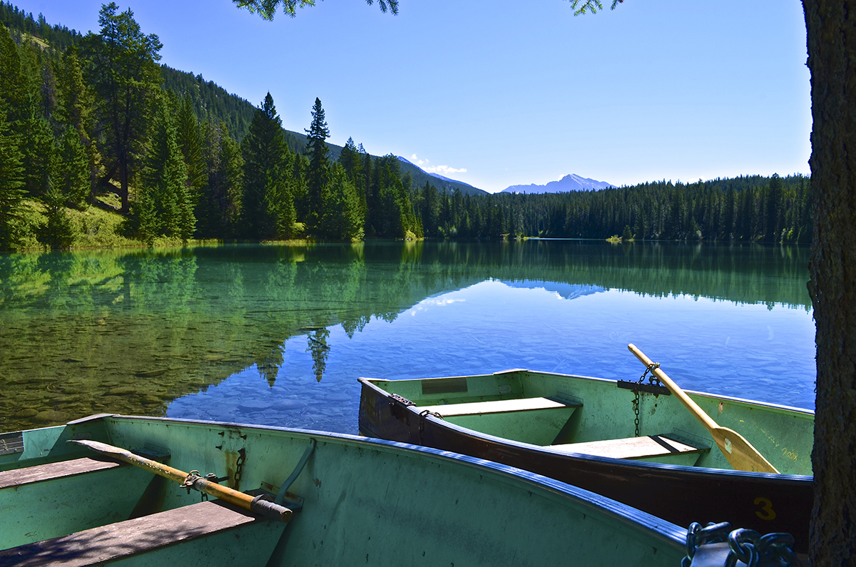 Jasper National Park – Top 6 things to do